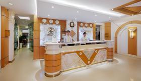 Silverland Central Hotel - Ciudad Ho Chi Minh - Recepción