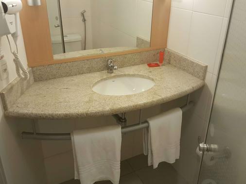 ibis Itu Plaza Shopping - Itu - Bathroom