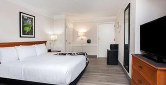 La Quinta Inn by Wyndham Fort Myers Central - פורט מאיירס - חדר שינה