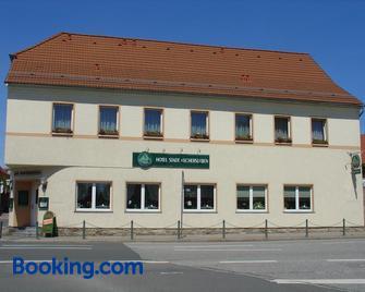Hotel-Stadt-Aschersleben - Aschersleben - Gebäude