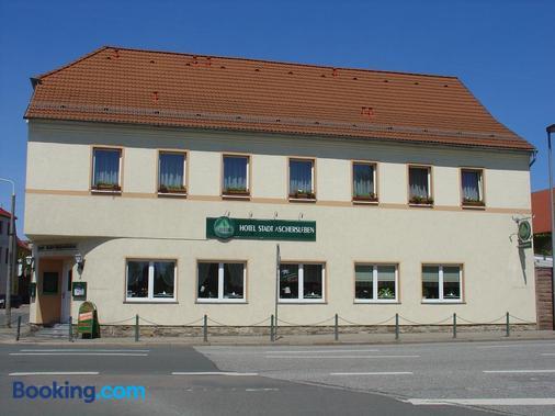 Hotel-Stadt-Aschersleben - Aschersleben - Building