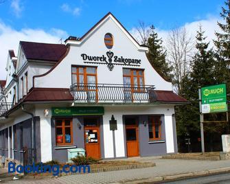 Dworek Zakopane - Zakopane - Building
