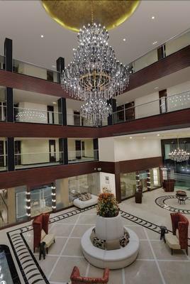 海得拉巴羅亞爾頓酒店 - 海德拉巴 - 海得拉巴 - 大廳