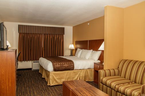 Richland Inn And Suites - Sidney - Bedroom