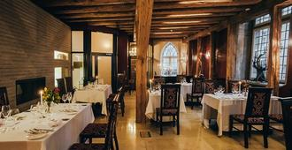 The Three Sisters Hotel - Tallinn - Restaurant