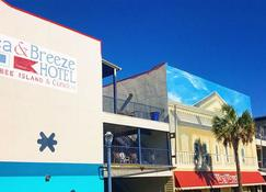 Sea And Breeze Hotel And Condo - Tybee Island - Bâtiment