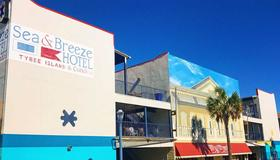 Sea And Breeze Hotel And Condo - Tybee Island - Building