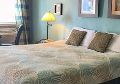 Sea And Breeze Hotel And Condo - Tybee Island - Bedroom