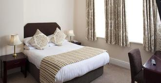 Abbey Sands Hotel - Torquay - Bedroom