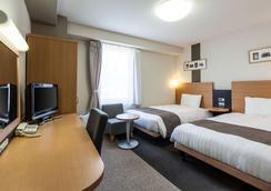 Comfort Hotel Shin Yamaguchi - Yamaguchi - Makuuhuone