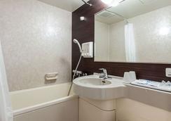 Comfort Hotel Shin Yamaguchi - Yamaguchi - Kylpyhuone