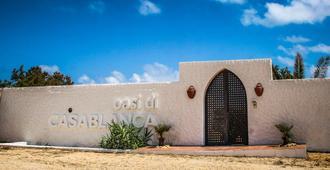 Oasi Di Casablanca - Lampedusa - Building