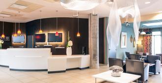 Hôtel Mercure Lyon Centre - Gare Part-Dieu - Lione - Reception