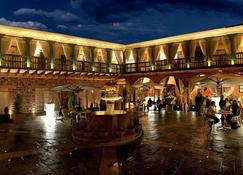 安倫華聖谷 - 印加聖谷 - 烏魯班巴 - 建築