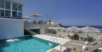 科帕卡瓦納向日葵酒店 - 里約熱內盧 - 里約熱內盧 - 游泳池