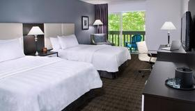 Toronto Don Valley Hotel and Suites - Toronto - Soveværelse
