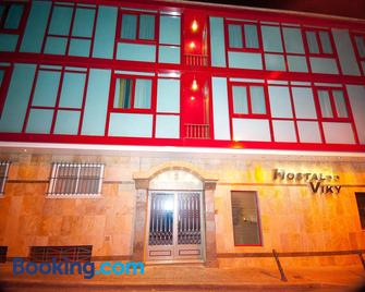 Hostal Viky - Madrid - Building