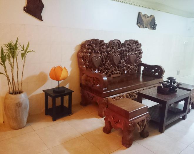 Siem Reap Green Home Guesthouse - Siem Reap - Front desk
