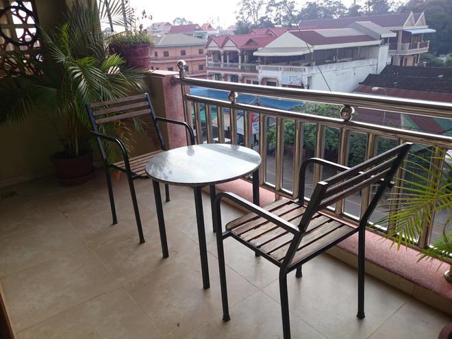 Siem Reap Green Home Guesthouse - Siem Reap - Balcony