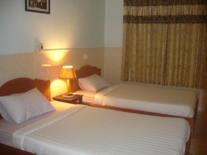 Siem Reap Green Home Guesthouse - Siem Reap - Bedroom