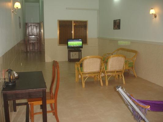 Siem Reap Green Home Guesthouse - Siem Reap - Dining room