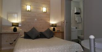 Hotel et Résidence Chez Gino Le Touquet-Etaples - Étaples - Bedroom