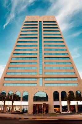 Swiss-Belhotel Sharjah - Sharjah - Toà nhà