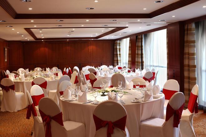 Swiss-Belhotel Sharjah - Sharjah - Sảnh yến tiệc