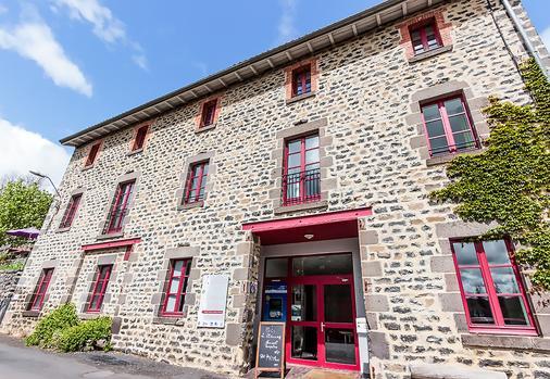 La Cabourne - Saint-Privat-d'Allier - Building