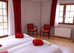 هوتل أوردينو - أوردينو - غرفة نوم