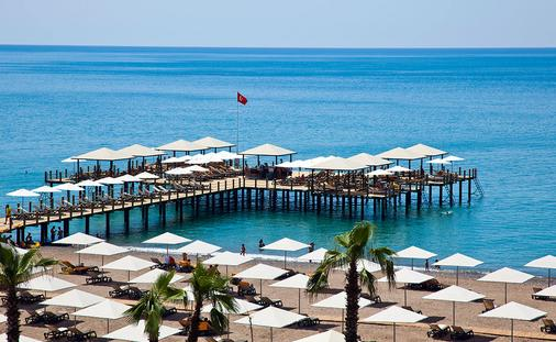 Kaya Palazzo Golf Resort - Belek - Beach