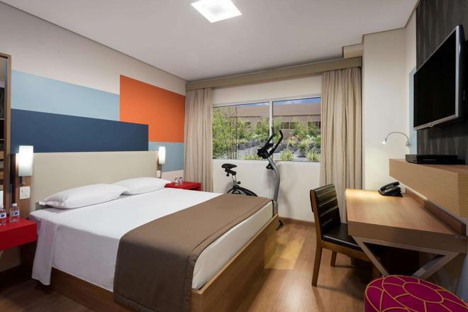 溫德姆 Tryp 聖保羅瓜魯柳斯機場飯店 - 瓜魯柳斯 - 臥室