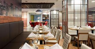 聖保羅瓜魯柳斯機場溫德姆 TRYP 酒店 - 瓜魯柳斯 - 瓜魯柳斯 - 餐廳