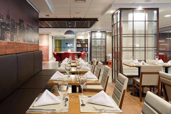 溫德姆 Tryp 聖保羅瓜魯柳斯機場飯店 - 瓜魯柳斯 - 餐廳