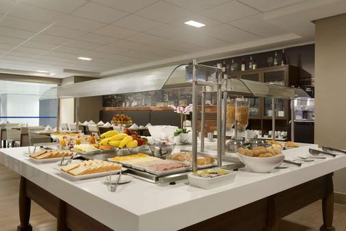 聖保羅瓜魯柳斯機場溫德姆 TRYP 酒店 - 瓜魯柳斯 - 瓜魯柳斯 - 自助餐