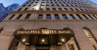 SpringHill Suites by Marriott Baltimore Downtown/Inner Harbor - Baltimore - Gebäude