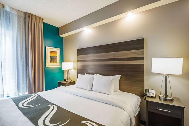 Quality Inn - Harrisonburg - Bedroom