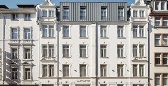 The Pure, a member of Design Hotels - Fráncfort - Edificio