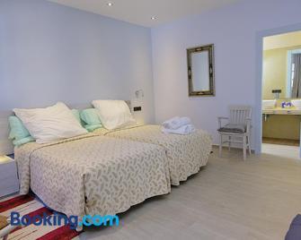Family Agua Amarga - Agua Amarga - Bedroom