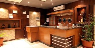 Taleen AlSulaimanyah hotel apartments - Thủ Đô Riyadh - Lễ tân