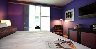 Opus Hotel Vancouver - Vancouver - Slaapkamer