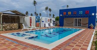 Casa Finca El Karaho - San Andrés - Pool