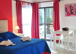 Cabanas & Apart Utopia - Mar Azul - Bedroom