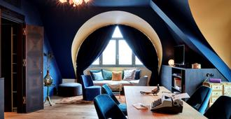 25hours Hotel The Royal Bavarian - מינכן - חדר אוכל