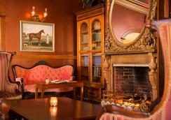 The Inn at Saratoga - Saratoga Springs - Lounge