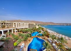 Intercontinental Hotels Aqaba (Resort Aqaba) - Akaba - Zwembad