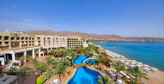 Intercontinental Hotels Aqaba (Resort Aqaba) - Aqaba - Svømmebasseng