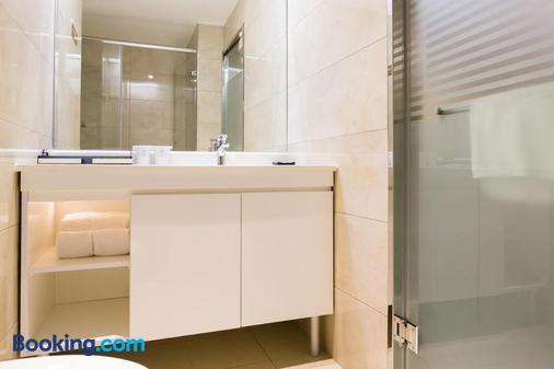 Wishinn Hotel - Kaohsiung - Bathroom