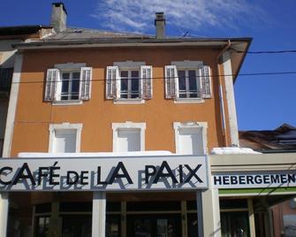 Appart Hotel de la Paix - Barcelonnette - Gebäude
