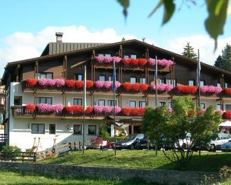 Hotel Condor - San Vigilio di Marebbe - Gebouw